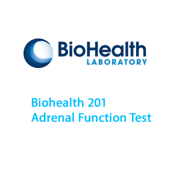 Biohealth 201 - Adrenal Function Test